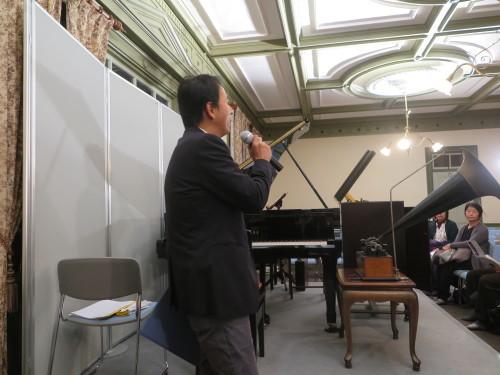 蓄音機による往年のクラシック名曲演奏を行う_c0075701_23530031.jpg