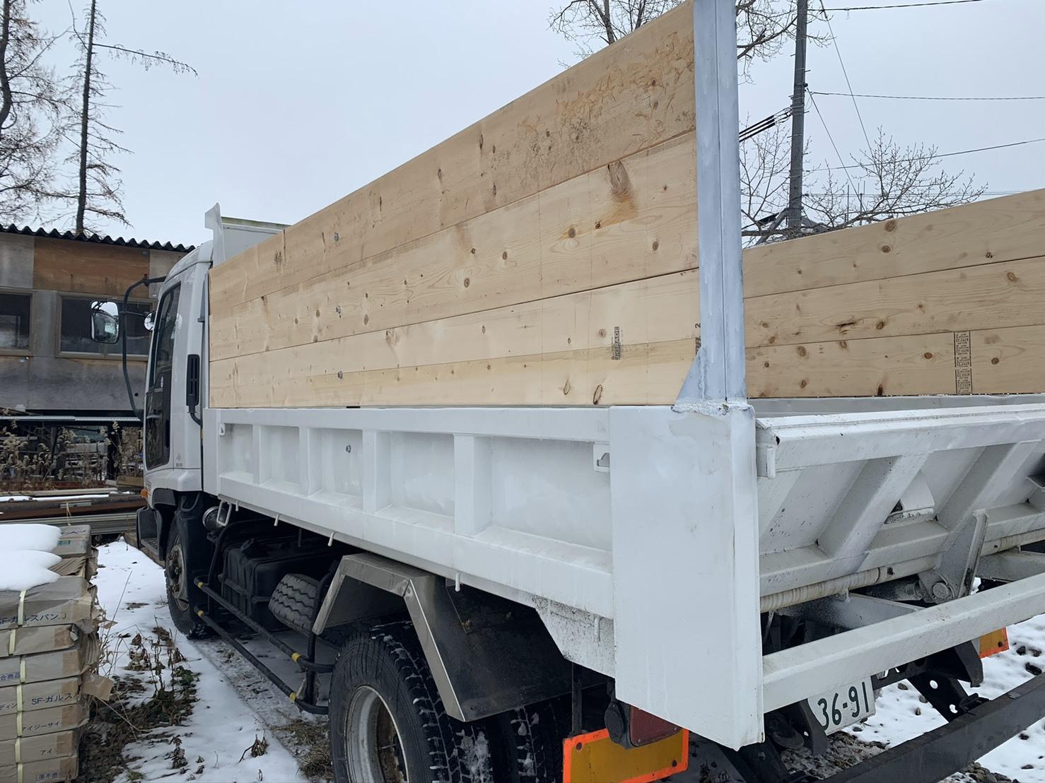 12月1日(日)🐼12月スターティン👆✨除雪車のことならトミーまで⋈。✧ ランクル エスカレード ハマー♡TOMMY♡_b0127002_16574127.jpg