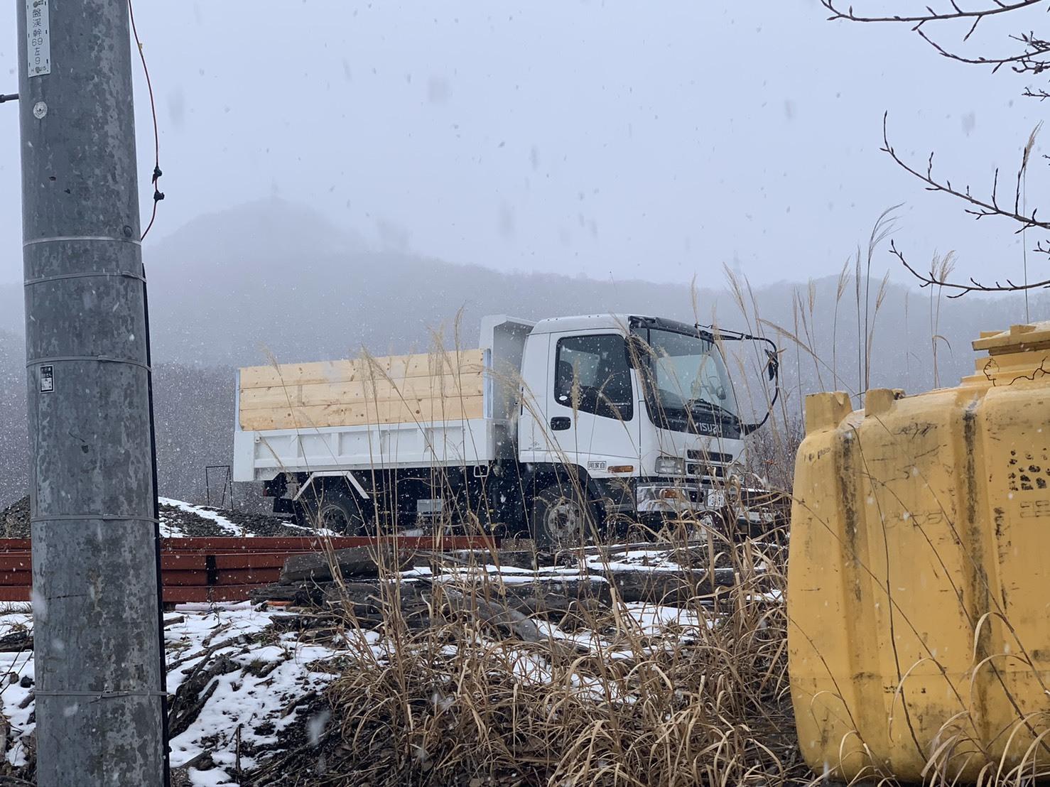 12月1日(日)🐼12月スターティン👆✨除雪車のことならトミーまで⋈。✧ ランクル エスカレード ハマー♡TOMMY♡_b0127002_16574162.jpg
