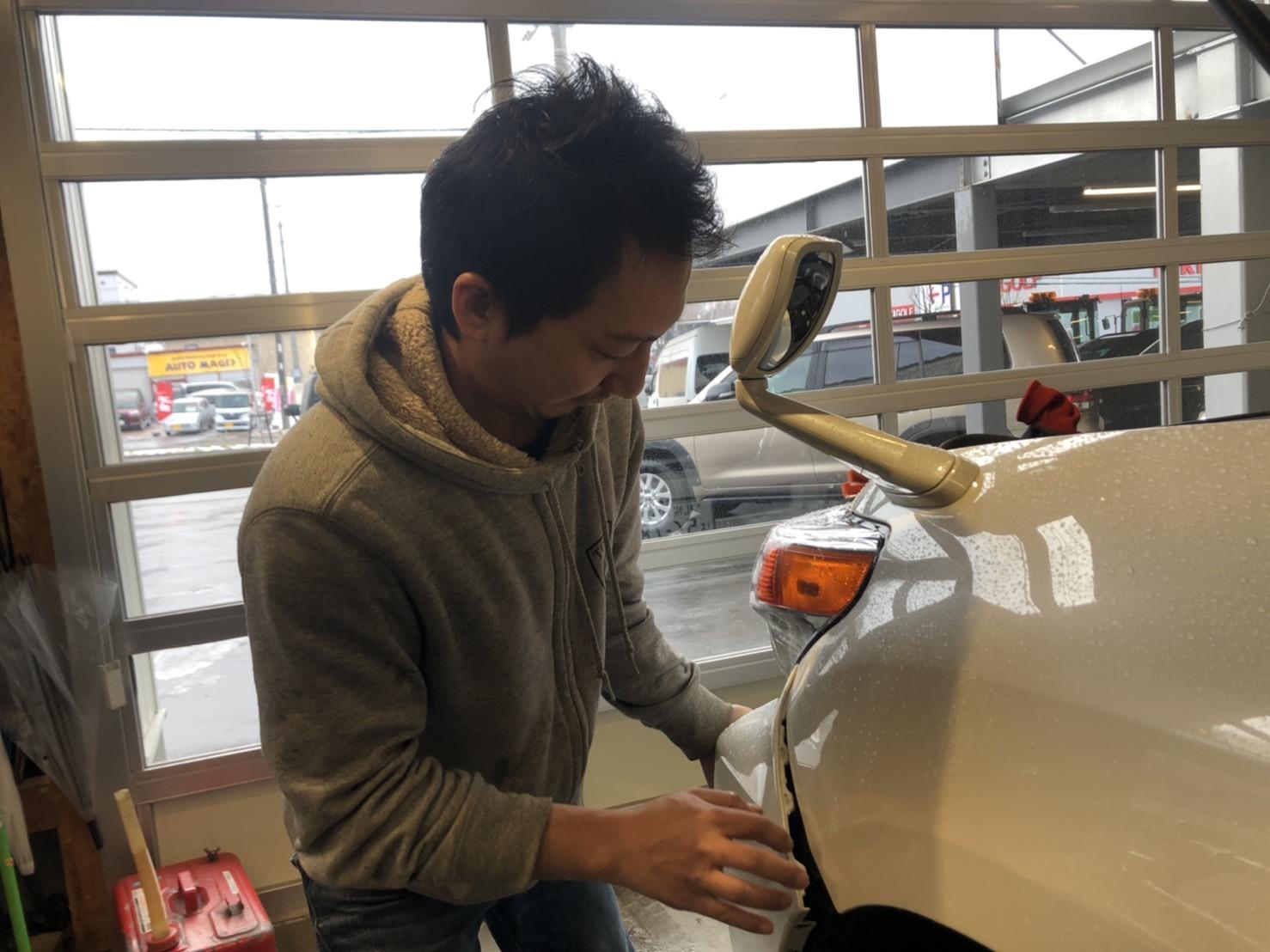 12月1日(日)🐼12月スターティン👆✨除雪車のことならトミーまで⋈。✧ ランクル エスカレード ハマー♡TOMMY♡_b0127002_17083537.jpg