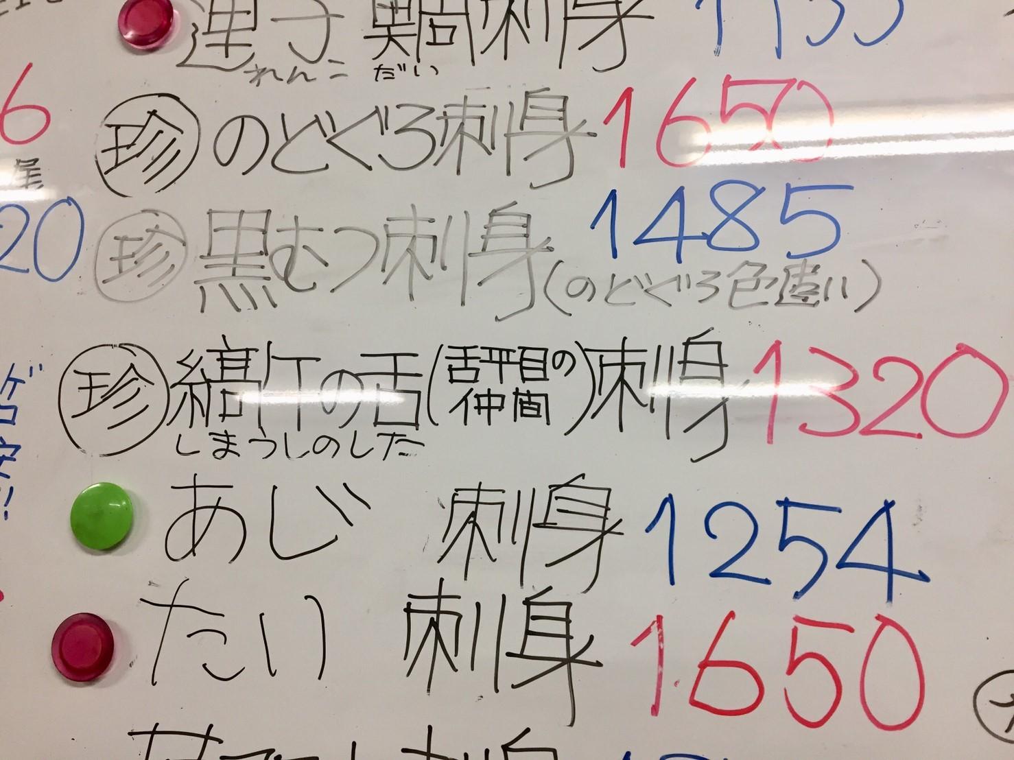 おはよう堂  黒ムツ・ネギトロ丼_e0115904_15041062.jpg