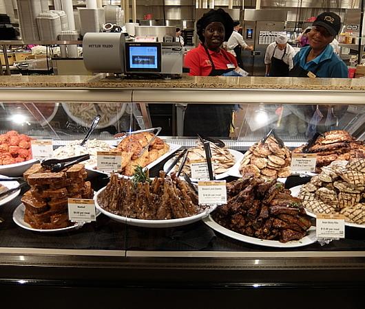 ウェグマンズのお惣菜コーナー_b0007805_11270611.jpg