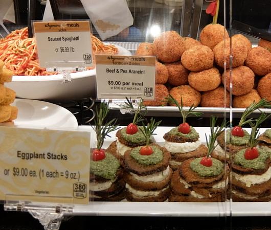 ウェグマンズのお惣菜コーナー_b0007805_11305553.jpg