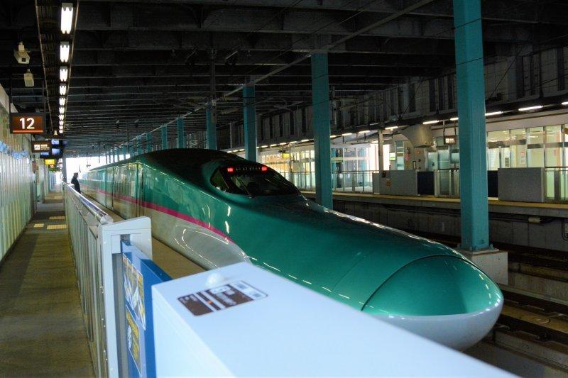 新幹線で北海道へ(1)函館五稜郭_a0148206_19130984.jpg