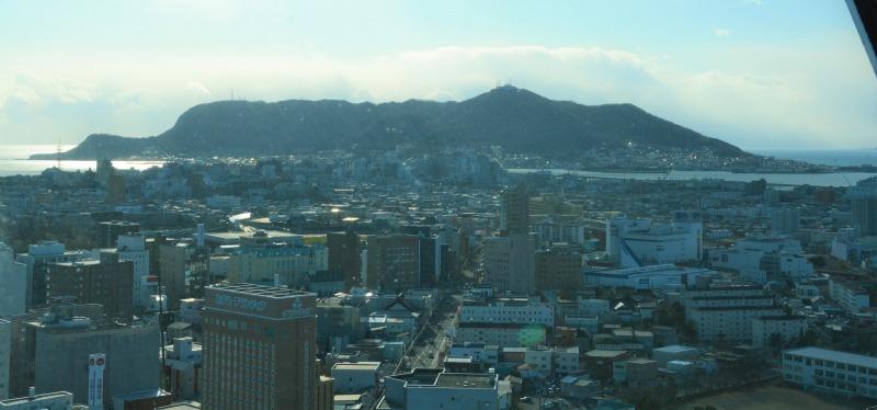 新幹線で北海道へ(1)函館五稜郭_a0148206_19274075.jpg