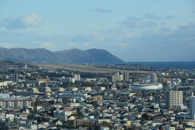 新幹線で北海道へ(1)函館五稜郭_a0148206_19281247.jpg