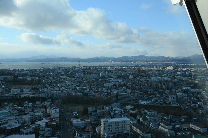 新幹線で北海道へ(1)函館五稜郭_a0148206_19291621.jpg