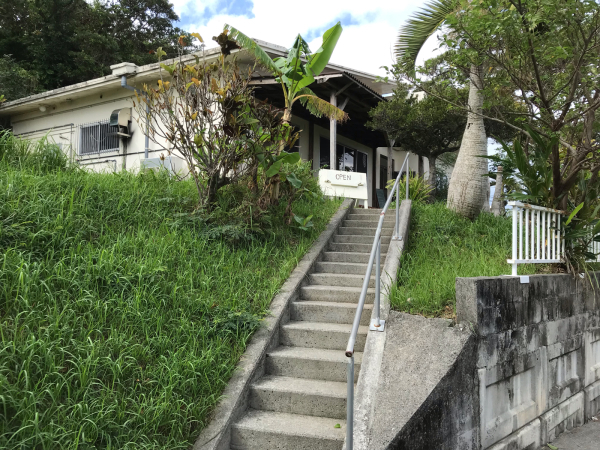 2019 沖縄の旅 11 @cafe Roguii_b0157216_15353458.jpg