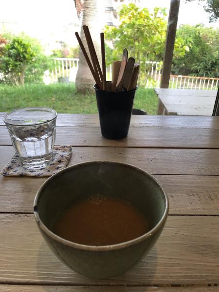 2019 沖縄の旅 11 @cafe Roguii_b0157216_15361023.jpg