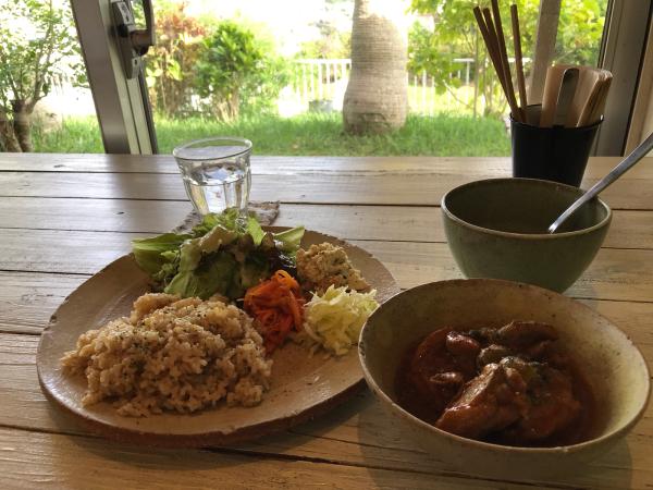2019 沖縄の旅 11 @cafe Roguii_b0157216_15363803.jpg