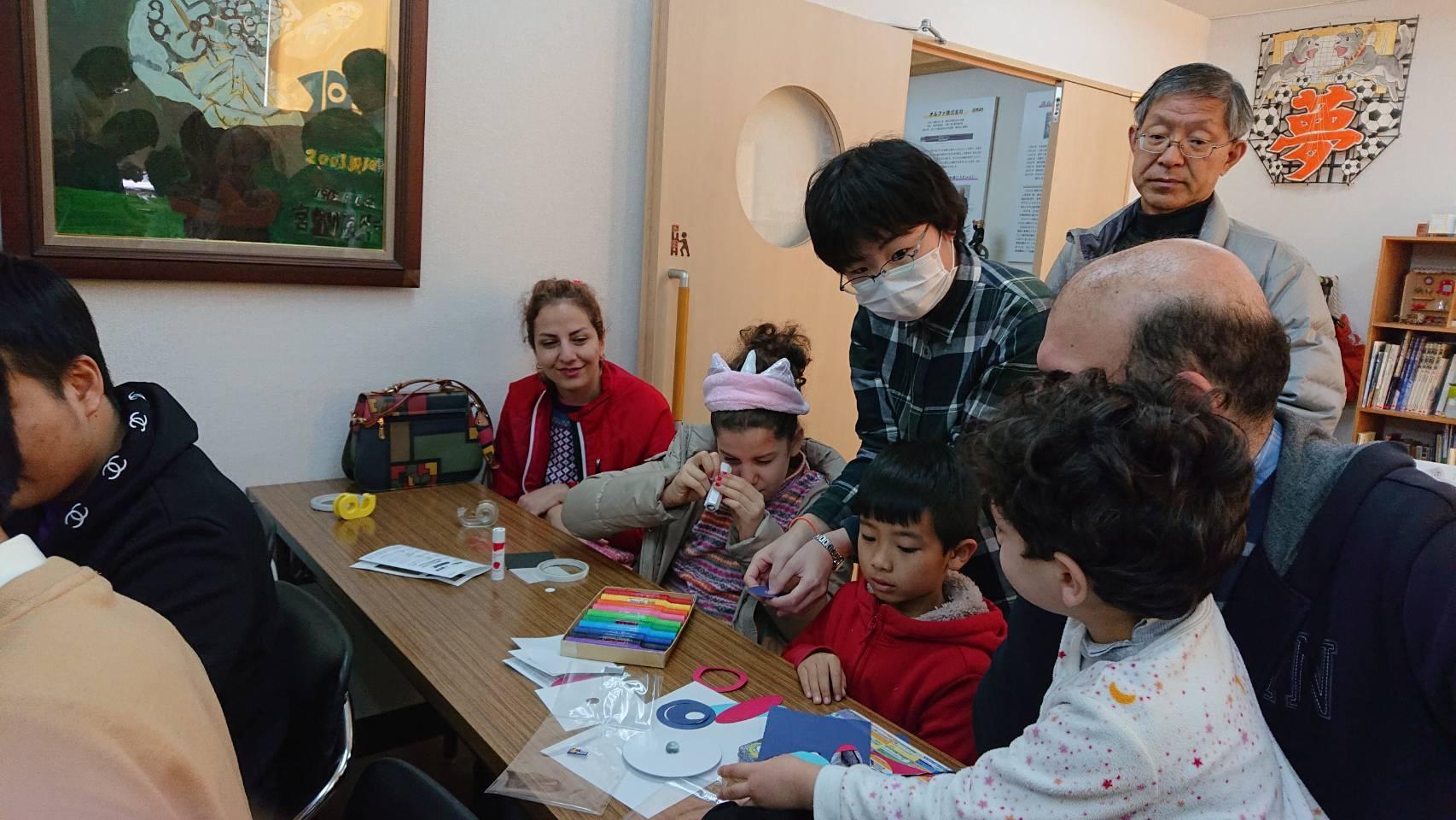 日曜朝教室(2019.12.1)おもちゃ博物館_e0175020_20505945.jpeg