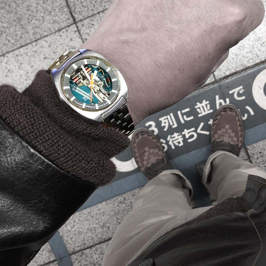 1969年  電気式音叉時計の憂鬱_b0058021_15354938.jpg