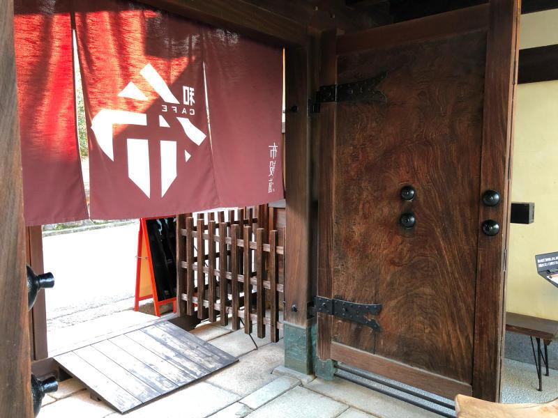 法隆寺近くのカフェ「布穀薗」で木のインテリアに囲まれランチ_e0415021_13331226.jpg