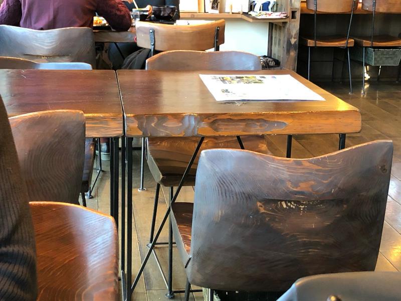 法隆寺近くのカフェ「布穀薗」で木のインテリアに囲まれランチ_e0415021_13365198.jpg