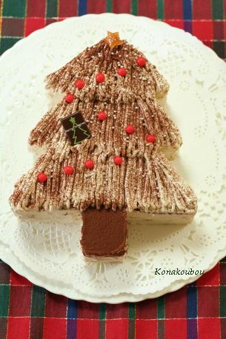 クリスマスのお菓子・もみの木_a0392423_09152601.jpg