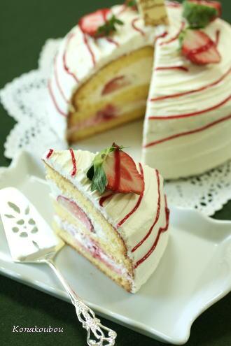 クリスマスのお菓子・ミルクドーム_a0392423_09152667.jpg