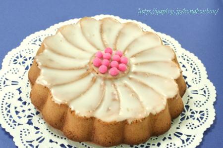 5月のお菓子・紅茶のバターケーキ_a0392423_09160313.jpg