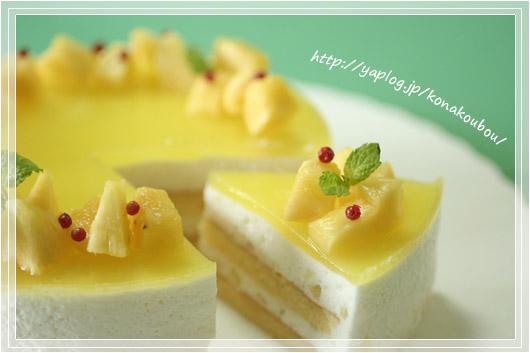 7月のお菓子・ピニャコラーダ_a0392423_10050502.jpg