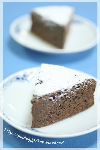 チョコのお菓子あれこれ。_a0392423_10083203.jpg