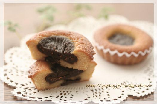 5月のお菓子・いちじくのバターケーキ_a0392423_23152124.jpg