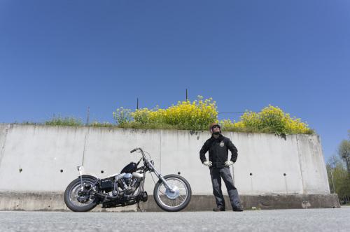 日景 正和 & Harley-Davidson FXSB(2019.04.29/YAMAGATA)_f0203027_14185593.jpg
