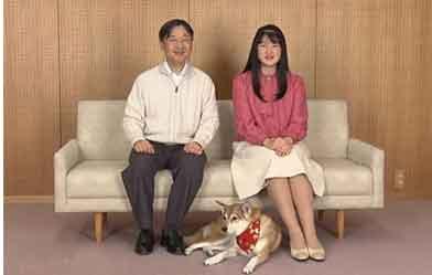 『愛子さまが18歳の誕生日 宮内庁が新たな映像公開』/ ニュース動画_b0003330_175977.jpg