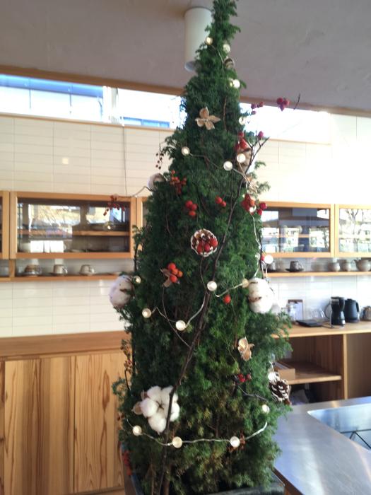 ワークショップ〜クリスマスツリー_f0155431_21251032.jpg