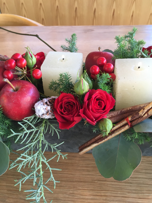 ワークショップ〜クリスマスツリー_f0155431_21251177.jpg