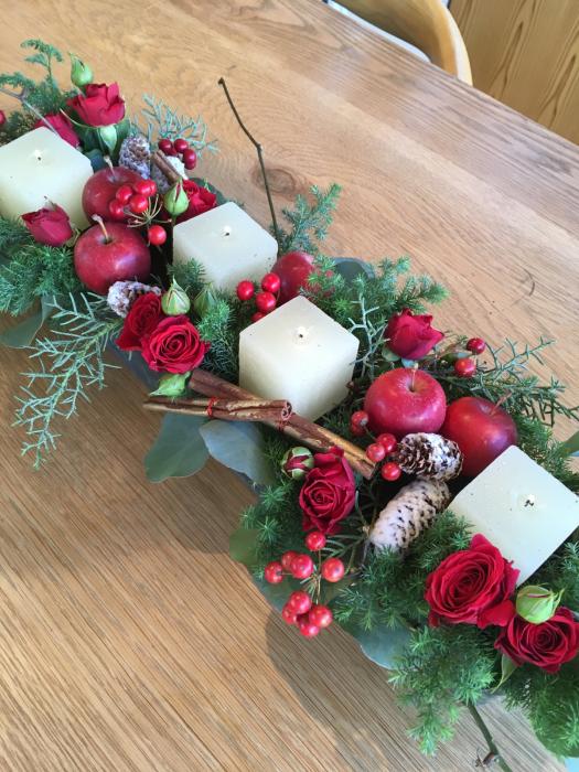 ワークショップ〜クリスマスツリー_f0155431_21282349.jpg