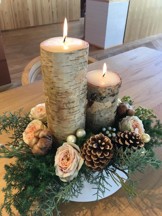 ワークショップ〜クリスマスツリー_f0155431_21291120.jpg