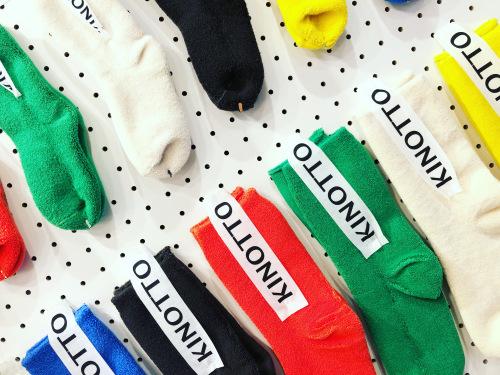 「 KINOTTO 」 キノット NATURAL LAUNDRY 靴下 リバーシブル ソックス LIPIT ISCHTAR リピトイシュタール_b0212032_15471447.jpeg