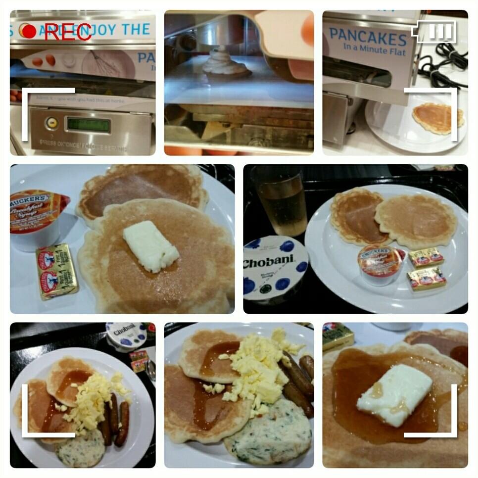 【生中継】朝ごはん食べたよ~♪②_d0219834_07030593.jpg