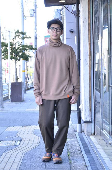 """TONY TAIZSUN\""<<MOUNTAIN TURTLE DROP SHOLDER>>new in!!!!!_c0167336_16145167.jpg"
