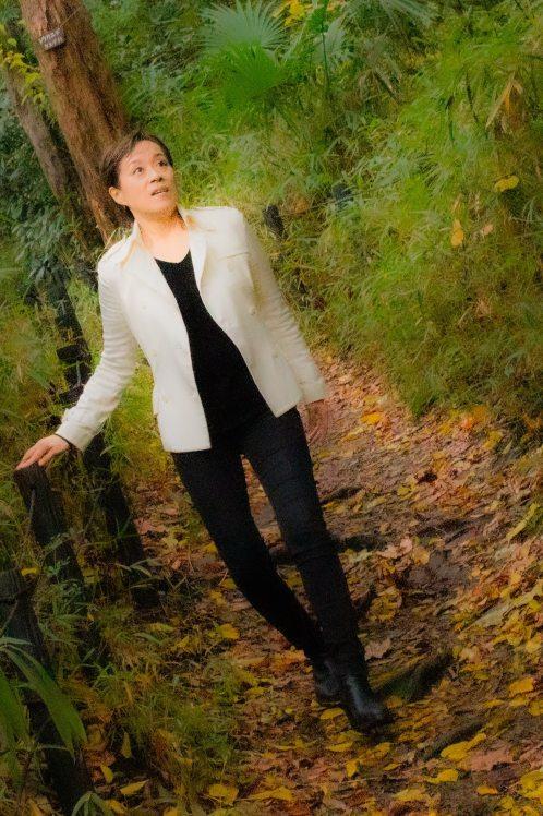 紅葉の石神井公園で撮影していただいたときのおはなし~奇跡のような光に恵まれて…。^^~_b0298740_23231219.jpg