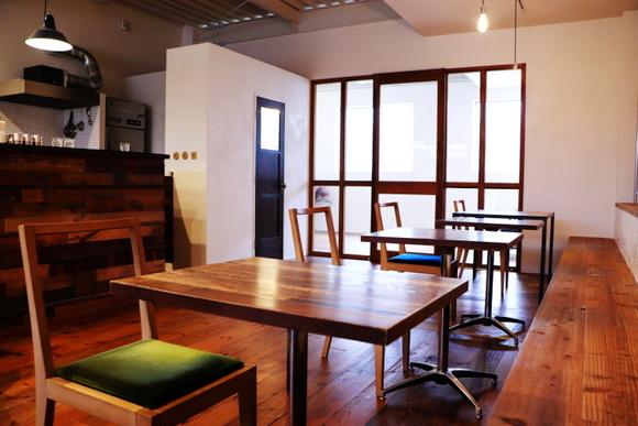 1 ROOM COFFEE/中板橋_e0234741_21185747.jpg