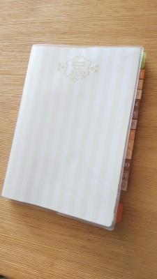 191201 「幸せおとりよせ手帳」に月間インデックスを貼ろう!_f0164842_14243209.jpg
