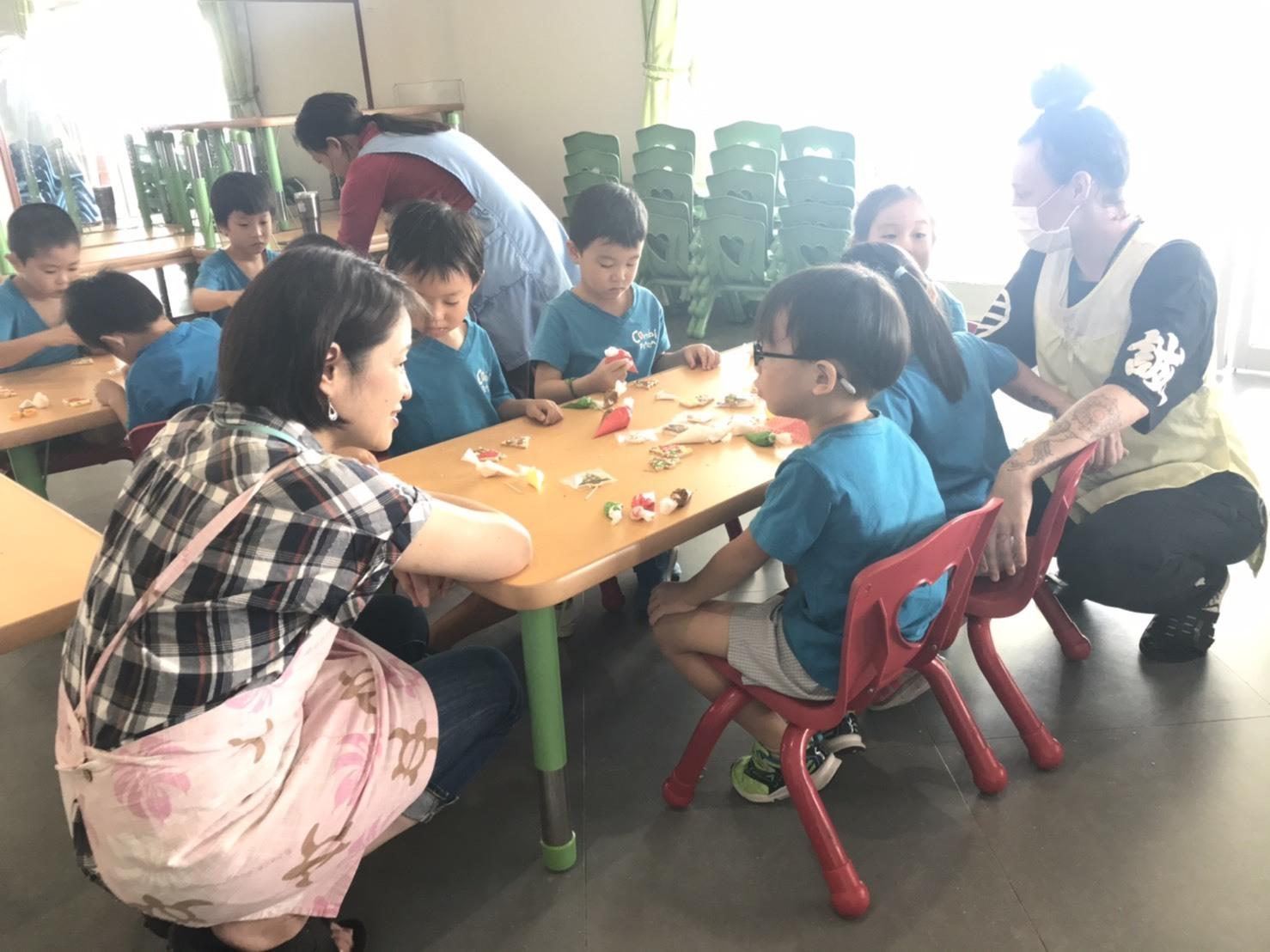プノンペンの幼稚園で講習をしてきました!_e0177649_16032440.jpg