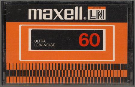 maxell LN (アメリカ向け製品)_f0232256_13333622.jpg
