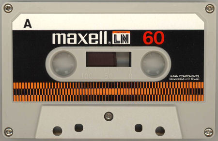maxell LN (アメリカ向け製品)_f0232256_13334564.jpg
