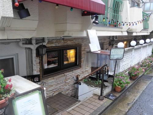 吉祥寺「フレンチレストラン ガロパン」へ行く。_f0232060_1336646.jpg