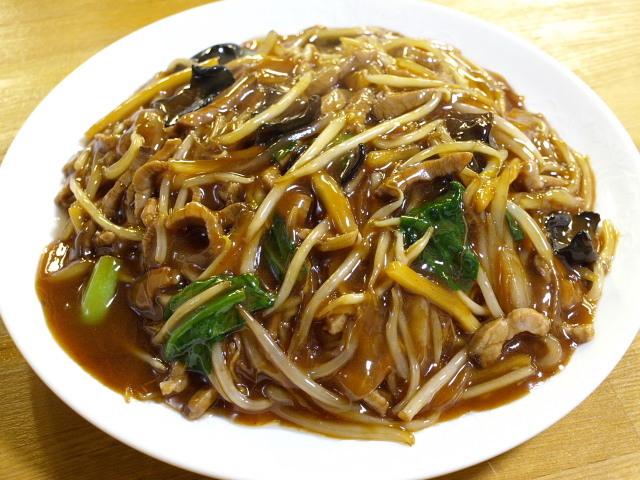 中華レストラン 一代 その9 (一代風あんかけ焼きそば)_d0153062_20071173.jpg