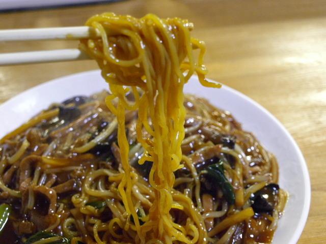 中華レストラン 一代 その9 (一代風あんかけ焼きそば)_d0153062_20154091.jpg