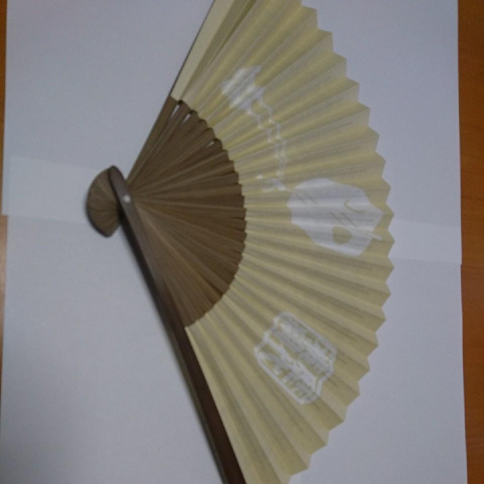 大相撲歴代横綱扇子です。大相撲両国国技館の売店にて。_b0106766_14032962.jpg