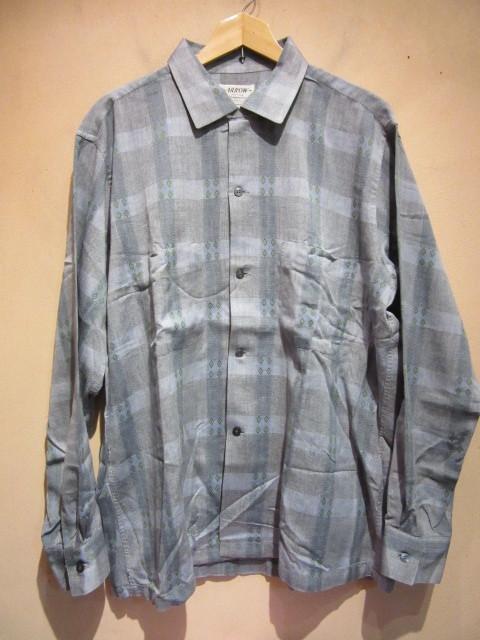 60s Deadstockシャツ_b0166471_21041871.jpg