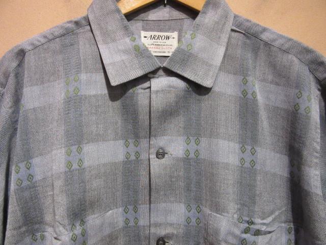 60s Deadstockシャツ_b0166471_21044823.jpg