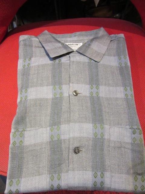 60s Deadstockシャツ_b0166471_21053008.jpg