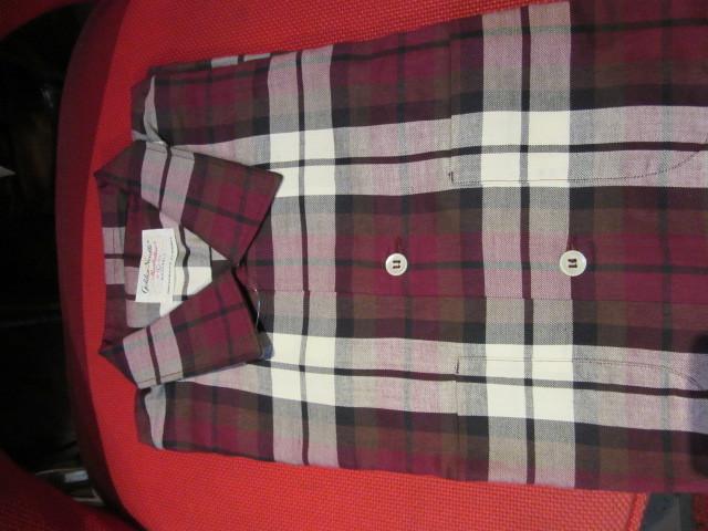 60s Deadstockシャツ_b0166471_21054865.jpg