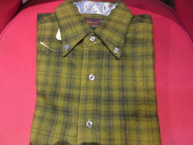 60s Deadstockシャツ_b0166471_21065672.jpg