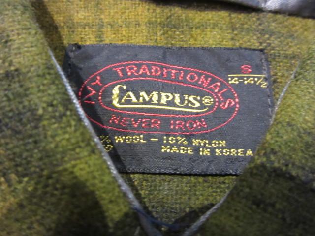 60s Deadstockシャツ_b0166471_21070714.jpg