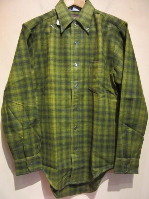60s Deadstockシャツ_b0166471_21072330.jpg